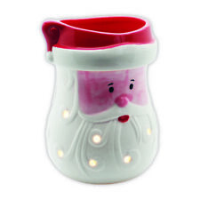 FATHER CHRISTMAS ELECTRIC LAMP WAX MELT TART BURNER WARMER SANTA AIRPURE