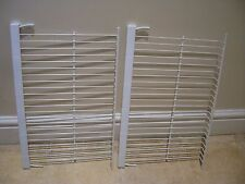 2 x APM6814 Hygena Integrated Fridge Freezer Spare parts Fridge Shelves