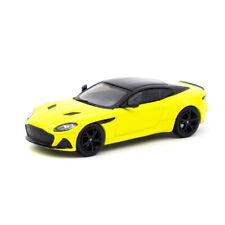Tarmac T64g-004-lg Aston Martin DBS Superleggera Yellow Metallic Global64 1 64