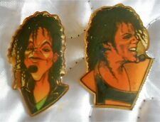MICHAEL JACKSON - 2 PIN'S