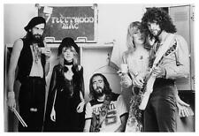 Fleetwood Mac POSTER Stevie Nicks Lindsey Buckingham 70's Classic Rock RUMOURS