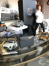 Scalextric C3091A Goldfinger James Bond 007 Aston Martin DB5 With Gadgets