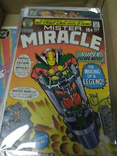 Mister Miracle #1(April 1972, Dc)