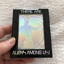 Ltd Ed Aliens Among Us Fantasma Outsiders Report Holographic 8 Card Set VTG