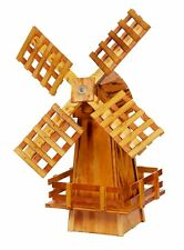 """Wooden Windmill Small (30"""") Amish Made in USA"""