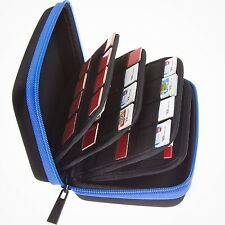 Nintendo Switch, 3DS, 2DS Game Cards 68 Holder Storage/Organize/Carry Case/Bag