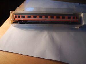 Minitrix SBB Passenger  Coach, n-scale