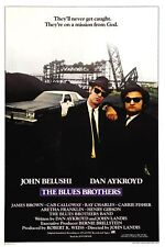 Blues Brothers 35mm Film Cell strip very Rare var_e