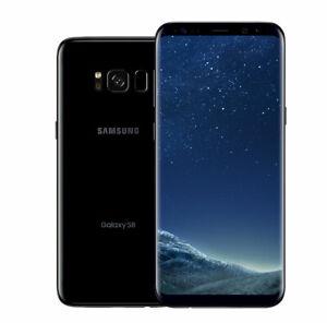 Samsung S8 nero - perfettamente funzionante