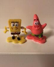 Spongebob Patrick Viacom Mini Figures Cake Topper