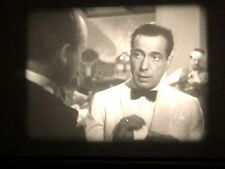 16mm Film Feature: Casa Blanca (1942) Humphrey Bogart