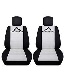 Fits 2015 to 2017 Chevrolet Colorado Bucket Seat Colorado Design 22 Colors ABF