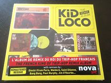 """The Remix Album"" by Kid Loco (CD, Nov-2009, Wagram) *NEW & SEALED*"