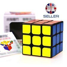 3x3 Magic Cube Super Smooth Fast Speed Rubix Rubik's Puzzle Twist Classic Gift