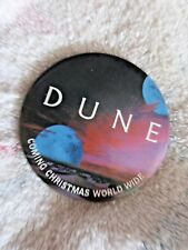 DUNE  (1983) - Movie Advertising Button
