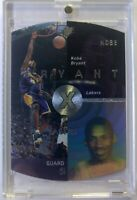 1998 98 Kobe Bryant Upper Deck SPX #21, Rare Purple Foil SP Holoview Insert