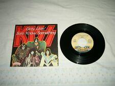 KISS --- original 1979 DIRTY LIVIN' 7''!!!