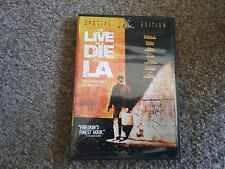 to live and die in la special edition dvd freepost