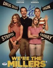 Jason Sudeikis We'Re The Millers Signed Authentic 11X14 Photo PSA/DNA #Y18710