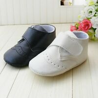 Baby Boy Wedding Christening Baptism Formal Pram First Shoes Boot Size 1-3/3-12M