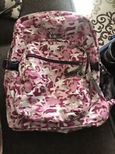 Transport By Jansport Pink Camo Backpack