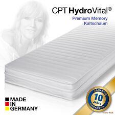 7 Zonen CPT Hydrovital® 16 Comfort Plus Marken Kaltschaum Matratze 140x200 H4