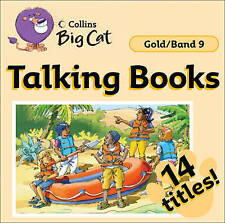 NEW Talking Books (Collins Big Cat Talking Books) by Various