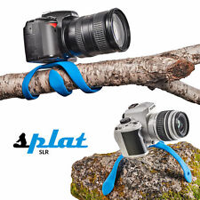 Miggo CAMERA TRIPOD Flexible for Compact, DSLR and Mirrorless CSC Cameras - Blue