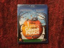 Disney : James and the Giant Peach : 2-Disc Blu-ray / DvD Special Edition Set