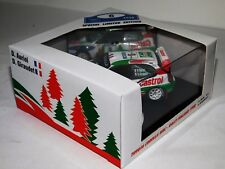 TOYOTA COROLLA WRC RALLY FINLAND 1998 #6 AURIOL SP. EDITION VITESSE V98204 1:43