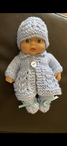 Baby Doll Outfit clothes For Appox 9/10 Inch Doll Reborn Oakley no Doll) Chubby