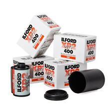 5x Ilford XP2 400 135-36 S/W KB-Film Kleinbild XP 2 02/2022