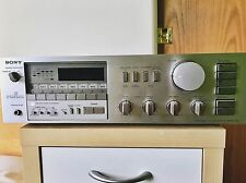 Sony STR-V55 Vintage Stereo Reciever [Great Condition, 100% Functional]