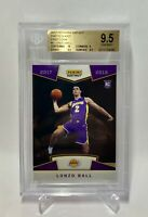 2017 Panini Instant Lonzo Ball NBA First Look #5 RC BGS 9.5