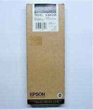 Epson T6141 schwarz Stylus Pro 4400 4450 - PX-6200S PX-6250S 220ml OVP 12/2018
