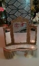 Vintage Vanity Dollhouse by Ideal Made in Japan - Dollhouse Furniture