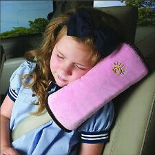 Soft Baby Children Safety Strap Car Seat Belts Pillow Shoulder Protection L1