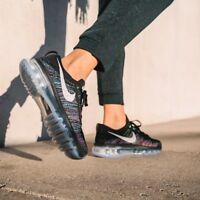 Nike Wmns Air Flyknit Max 620659-007 Schwarz Damen Schuhe Neu Gr.42