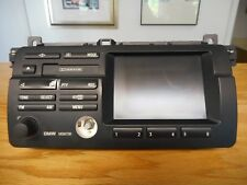 BMW E46 Radio Tape Screen Monitor Clean FREE SHIPPING