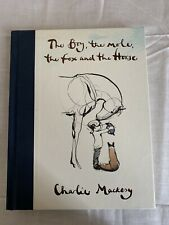 the boy the mole the fox and the horse book