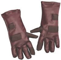 Guardians of the Galaxy Star-Lord Adult Halloween Party Costume Accessory Gloves
