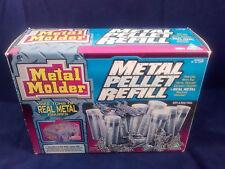 Toymax Metal Molder refill metal pellets/shot, 1st Gen, 10 vials + powder, NRFB