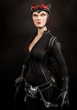 """Batman DC Comics Catwoman 12"""" 1/6 Scale Sideshow Collectibles Figure"""