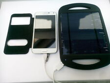 Chargeur Solaire USB iPhone Samsung GPS MP3