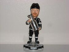 DUSTIN BROWN Los Angeles Kings Bobble Head 2012 Stanley Cup Champs Trophy *New*