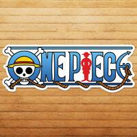 One Piece Anime Manga Logo Luffy Symbol Wall Car Die Cut Window Decal Sticker
