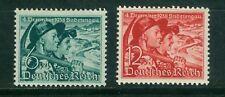 Deutsches Reich 684 - 685 , ** , * ,  o , Volksabstimmung im Sudentenland