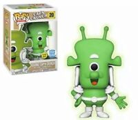 Funko Pop! Ad Icons: Cozmic Cap'n Crunch #20 Limited Edition Glow In The Dark