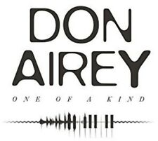 One Of A Kind - Don Airey (2018, CD NIEUW)
