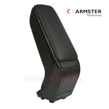 FORD FIESTA MK7 '2008> Including ZETEC Armster S Armrest Centre Console - Black